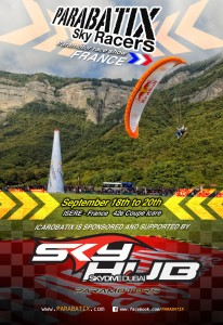 Parabatix France Poster
