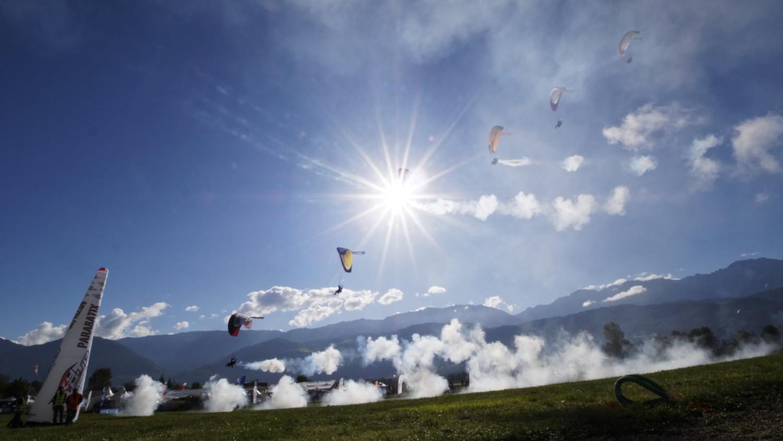 Parabatix sky racer