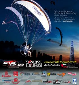 Parabatix Dubai 2014